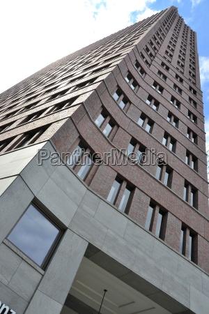 modern office building in berlin
