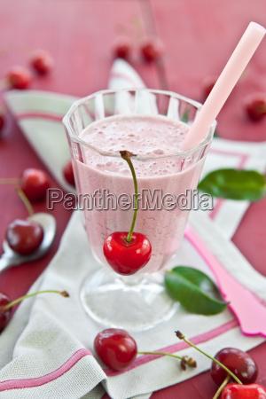 milkshake with kish flavour