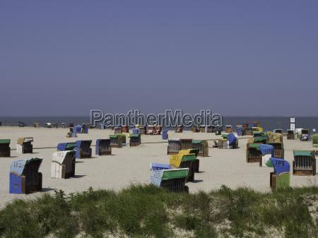 beach of nessmersiel