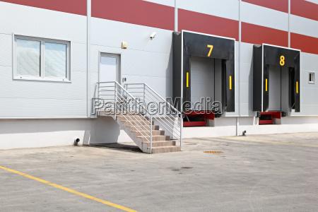 loading dock