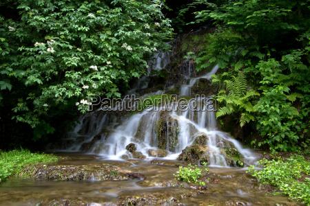 wedenbach waterfall