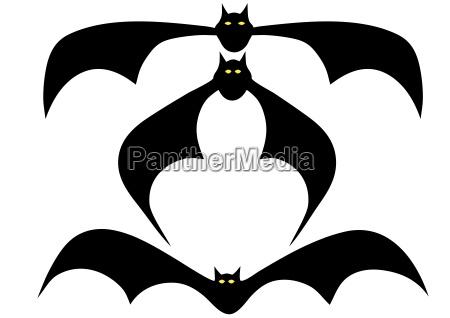 various bats