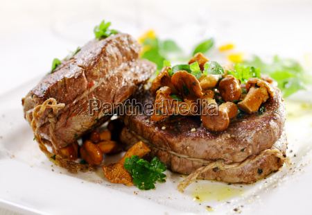 medallones de filete gourmet