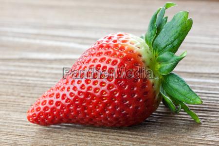 fruity strawberry