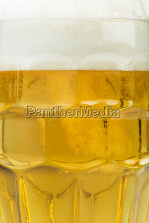 mug beer close up background