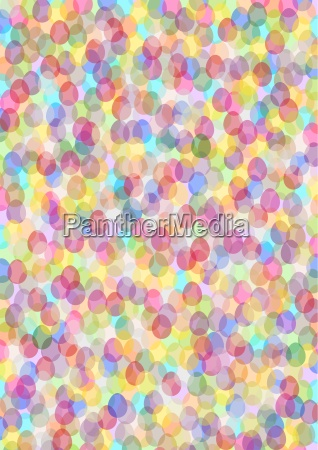 colorful easter background vector clipart
