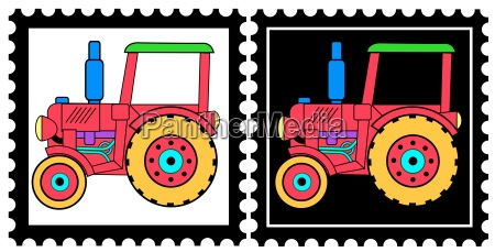 brands with tractor exempt illustrations