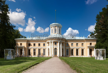 museum estate of arkhangelskoye grand palace
