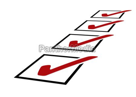 perspective checklist