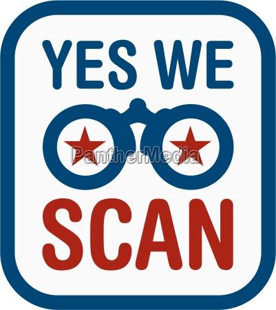 yes we scan vector