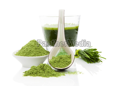 healthy living wheatgrass
