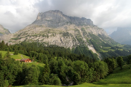 on the way to grossen scheidegg