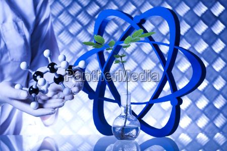laboratory glassware genetically modified plant