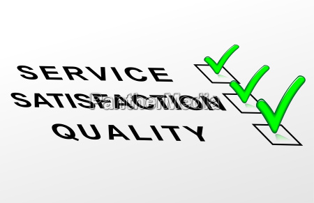 label quality satisfaction service