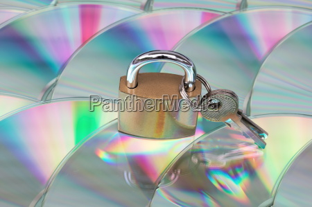 data security and encryption cd with