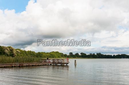 mamry lake