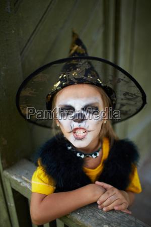 halloween frightening