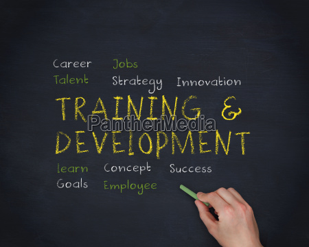 hand writing training and development with