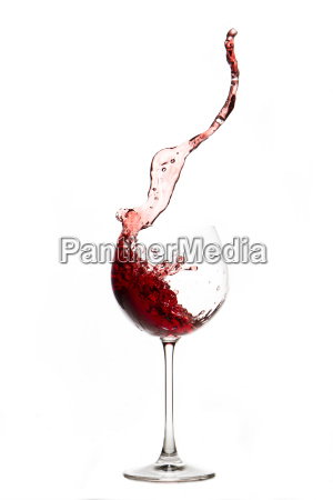 red, wine, in, glass - 10016362