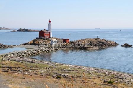 vancouver, island, -, fisgard, lighthouse - 10019106