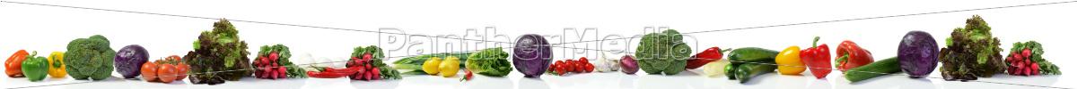 vegetables, banner - 10019638