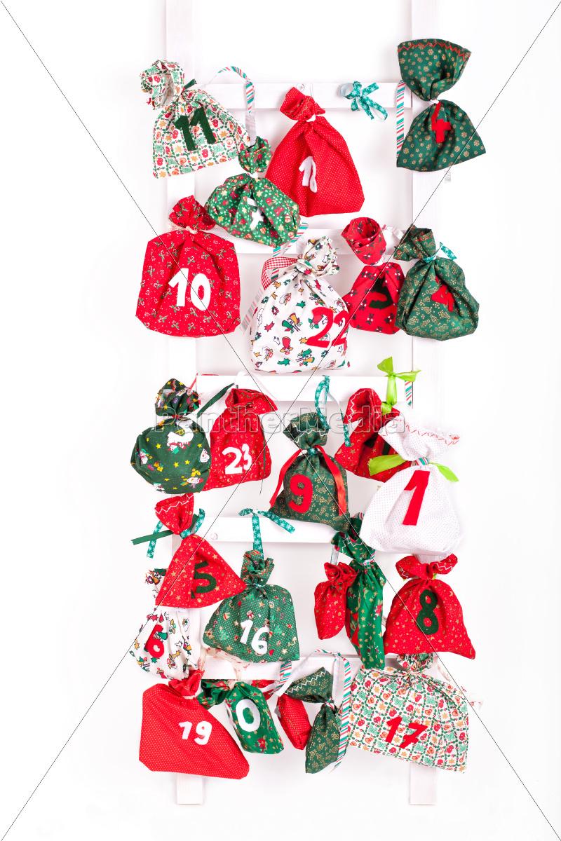 filled, christmas, bag - 10029224