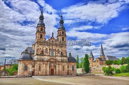 fuldaer, dom, (cathedral), in, fulda, , hessen, - 10053978