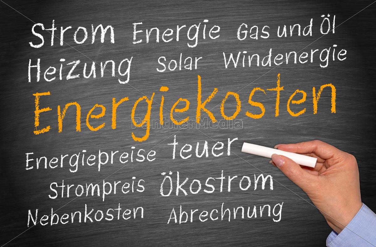 energy, costs - 10056166