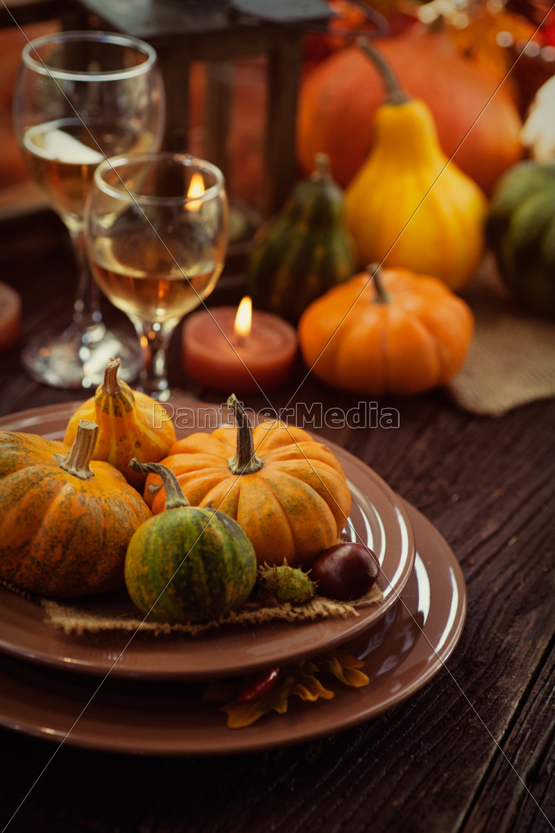 restaurant, autumn, place, setting - 10058592
