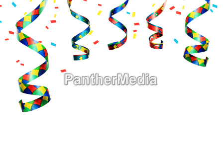 streamers, party, decoration - 10090702