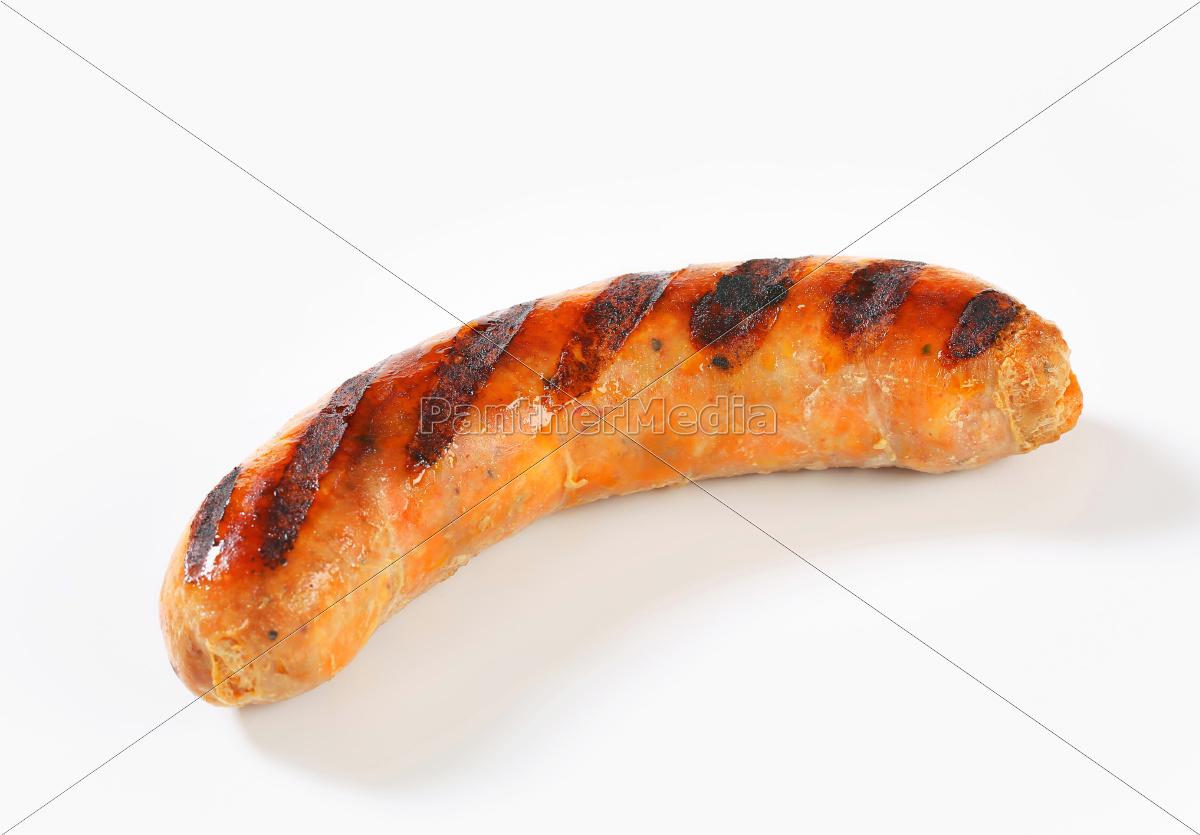 grilled, bratwurst - 10094874