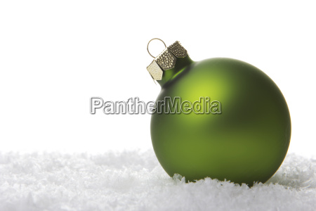 christmas christmas ball green