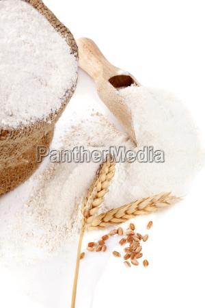 flour background