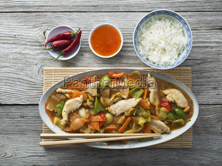 chicken, chop, suey - 10104693