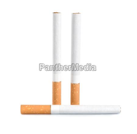 three cigarettes path