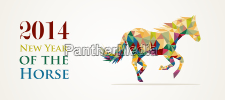 chinese, new, year, of, the, horse - 10113773