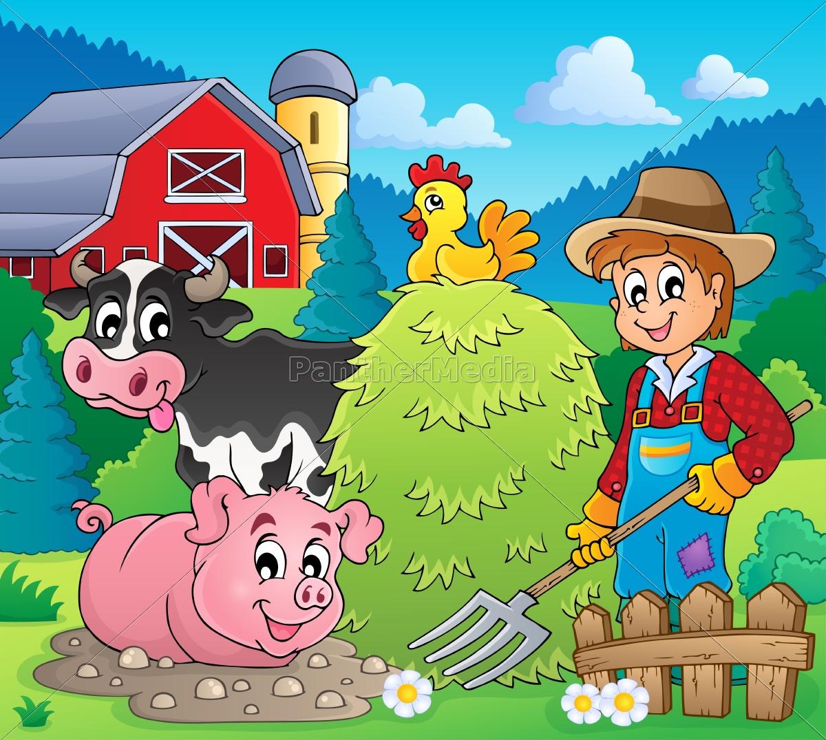 farmer, theme, image, 4 - 10113979