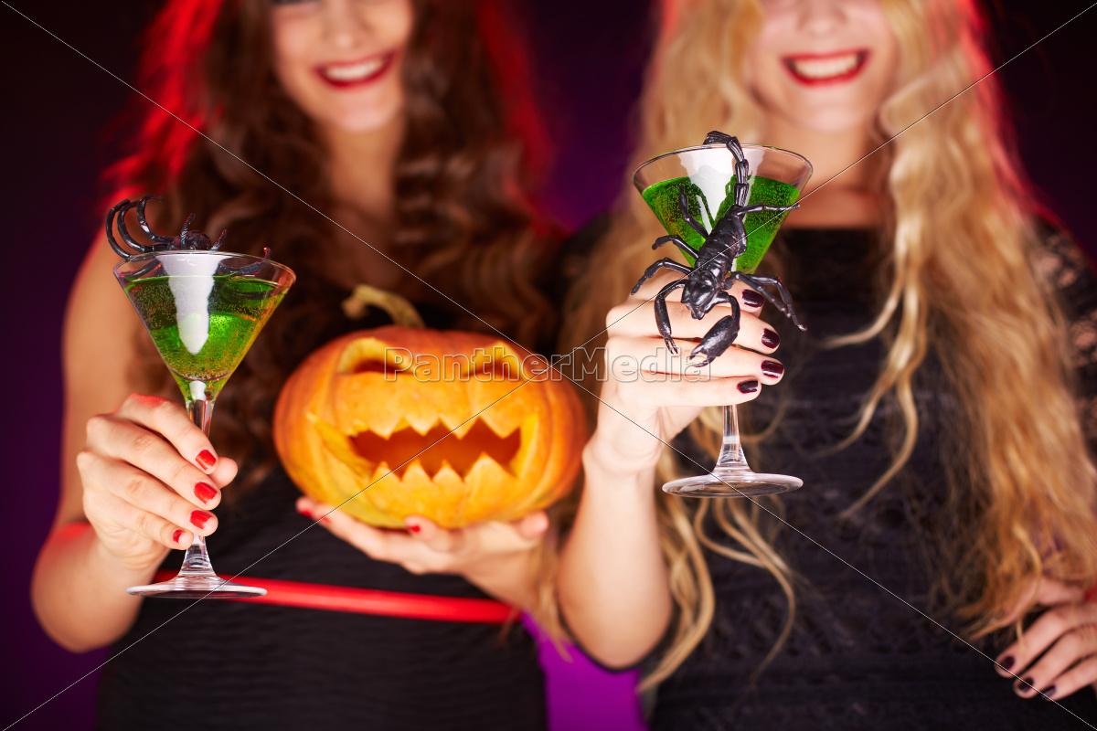 halloween, cocktails - 10113127
