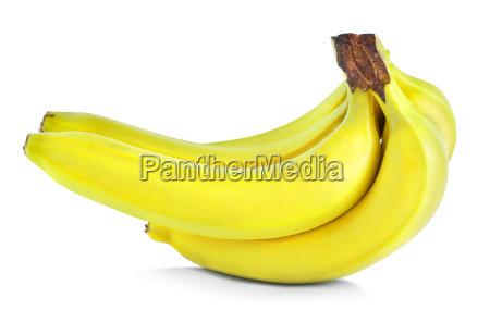 food, aliment, isolated, freshness, fruit, banana - 10115879