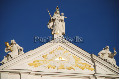 passau stephansdom cathedral saint stephen severin