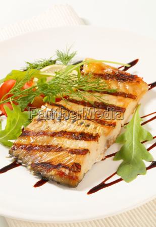 grilled, carp, fillet - 10121577