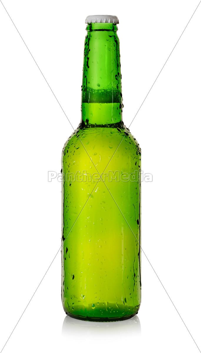 beer, in, a, green, bottle - 10122281