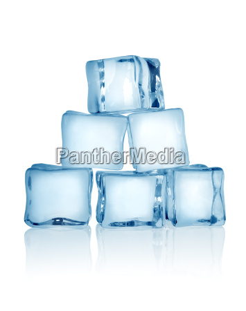 ice, cubes, isolated - 10122321