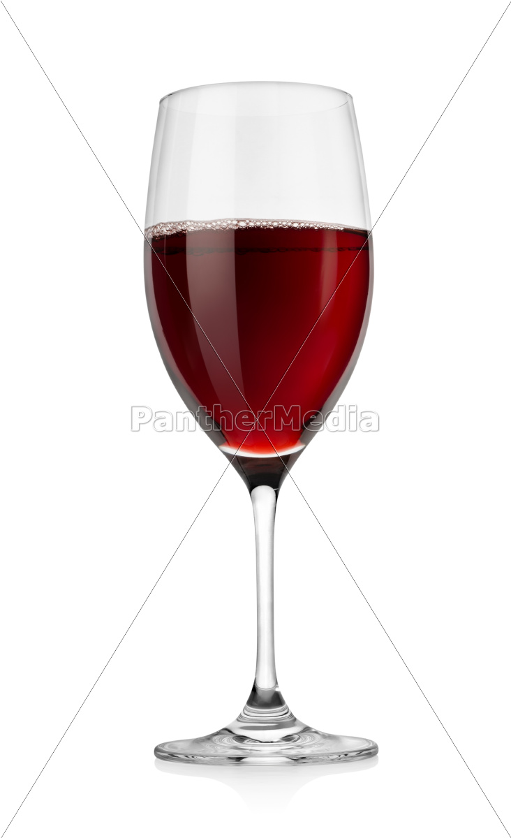 red, wine, in, glass - 10122777