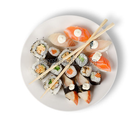 sushi, and, rolls - 10122005