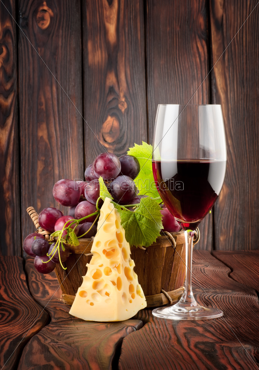 wine, glass, and, cheese - 10123875