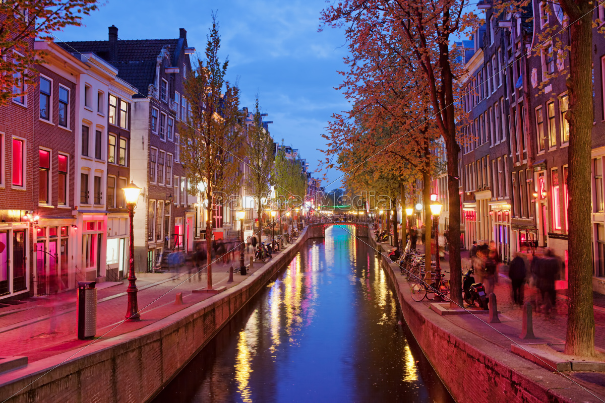 red, light, district, in, amsterdam - 10136655
