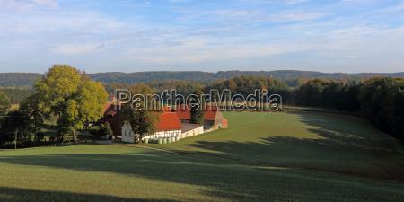homestead in westphalia