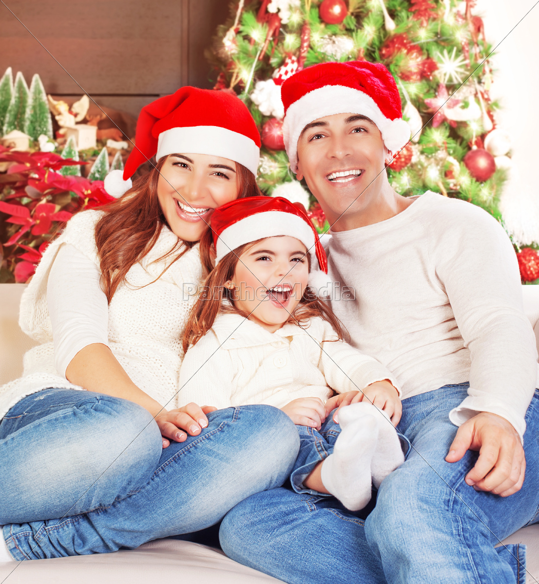 happy, family - 10148475