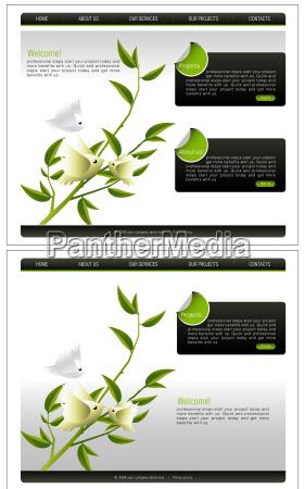 leaf, tree, modern, modernity, navigation, birds - 10152795